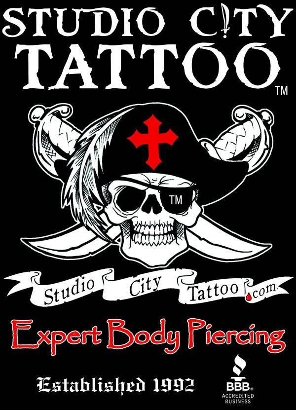 studio city tattoo body piercing